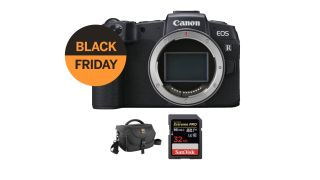 Save $300 on the Canon EOS RP mirrorless digital camera with accessories in this early Black Friday deal from B&H!