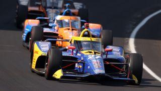 Indy 500 live stream 2021