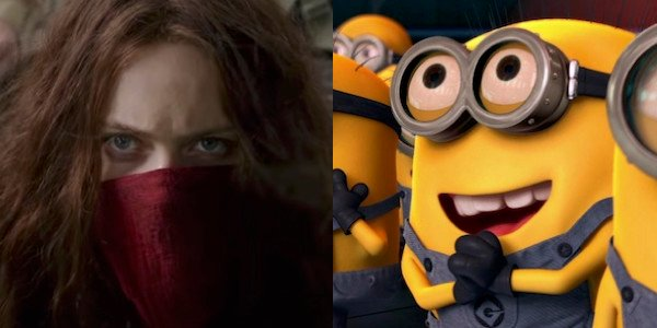 Hester Shaw with a Minion