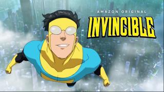 Amazon Prime series Invincible