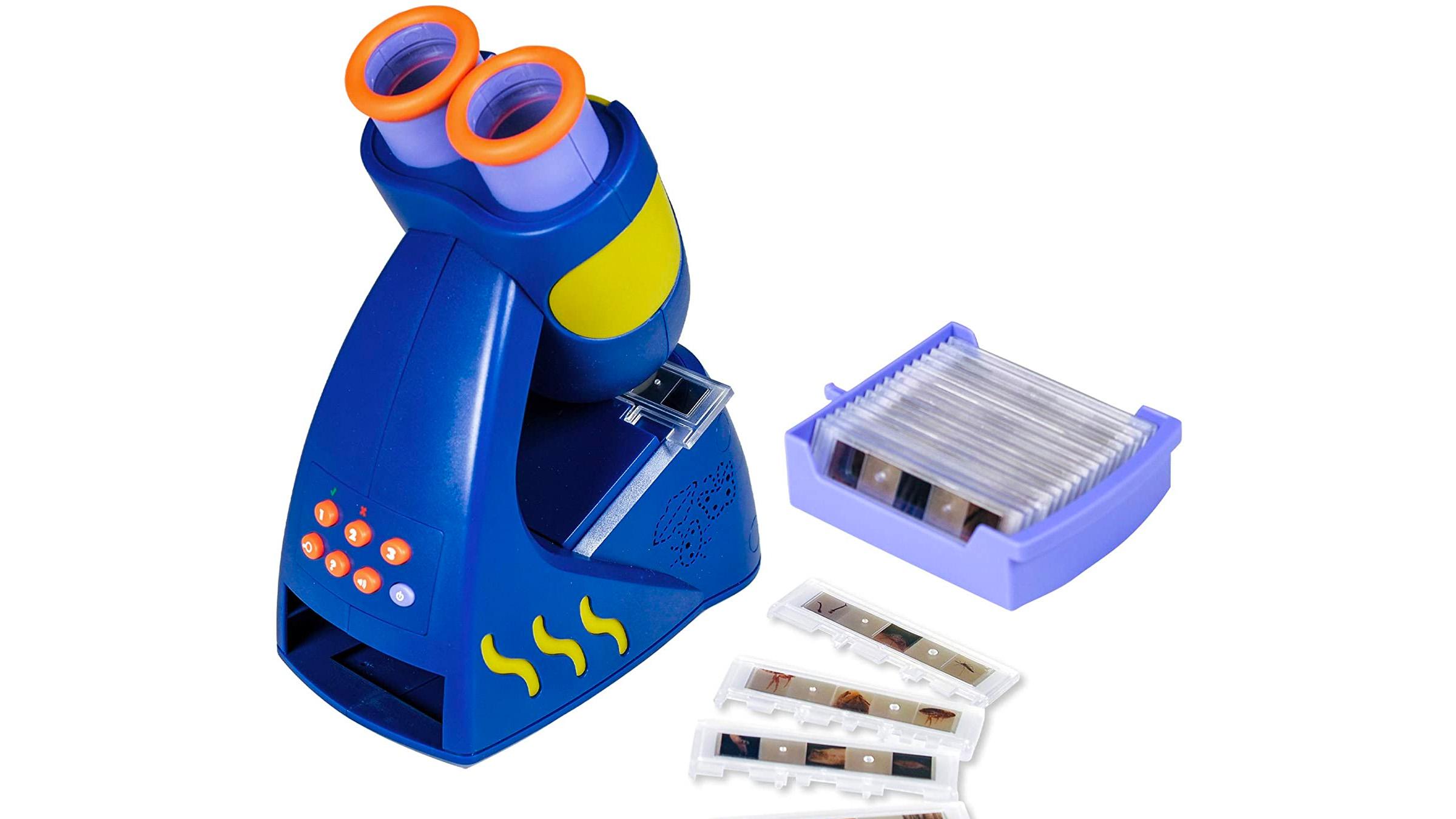 Educational Insights GeoSafari Jr. Talking microscope for kids.