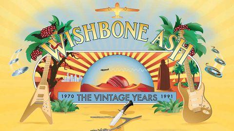 Wishbone Ash - The Vintage Years
