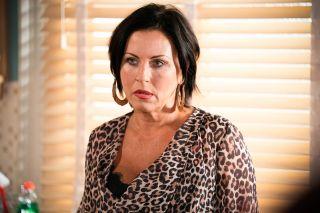 Kat Slater is concerned in EastEnders
