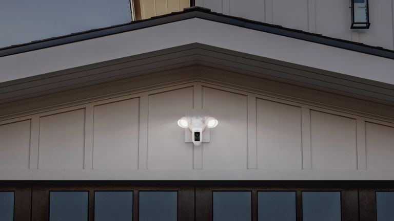 outdoor security lights: Ring Spotlight Cam