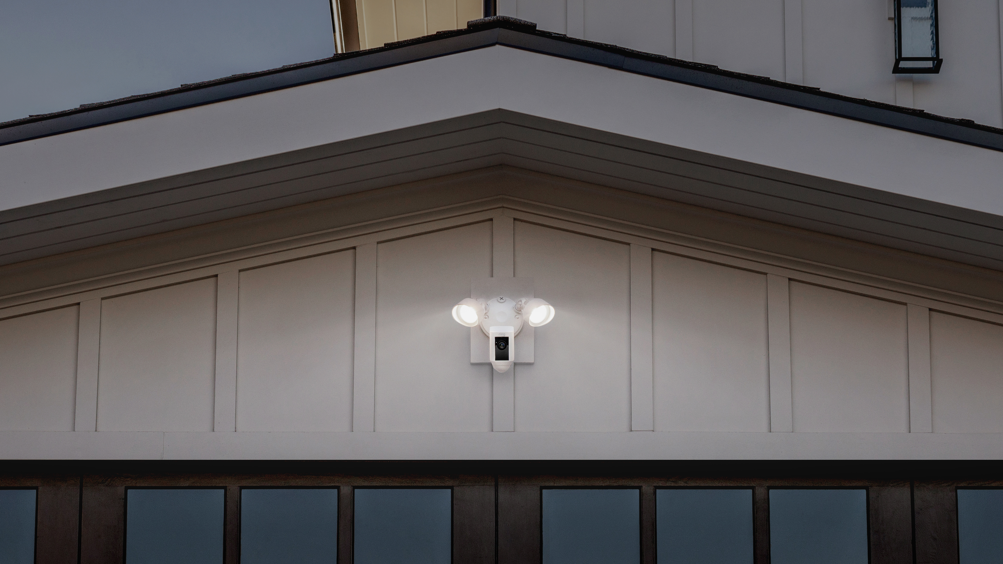Best Outdoor Security Lights Enhance Your Home Security With These Flood Lights Real Homes