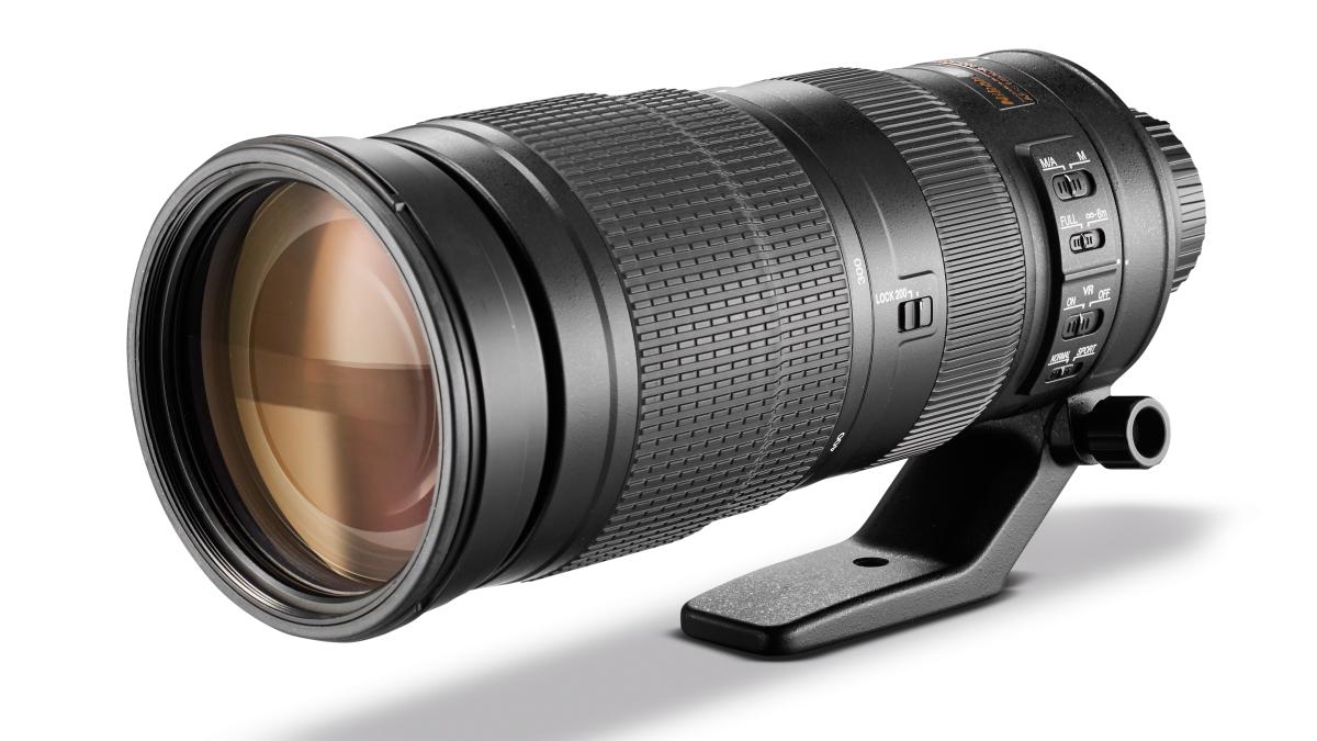 Nikon AF-S 200-500mm f/5.6E ED VR review