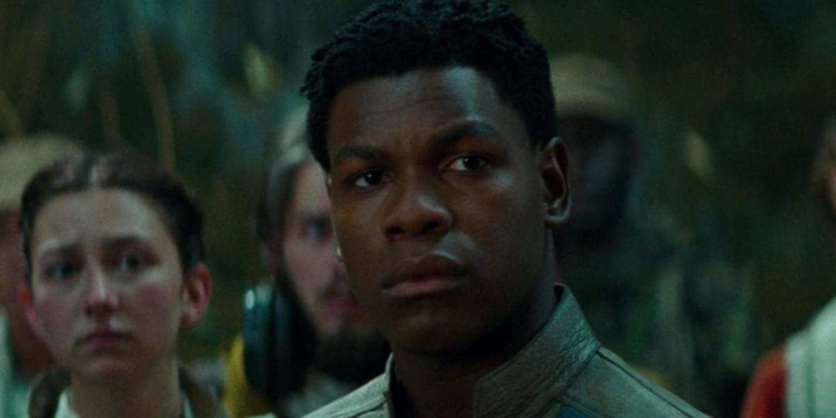Star Wars: John Boyega Expands