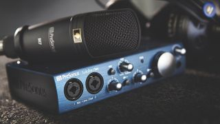How to choose an audio interface: PreSonus audio interface and microphones