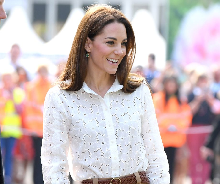 Duchess of Cambridge spotted doing *this* before the Queen arrived at Chelsea Flower Show