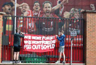 Liverpool v Newcastle United – Premier League – Anfield