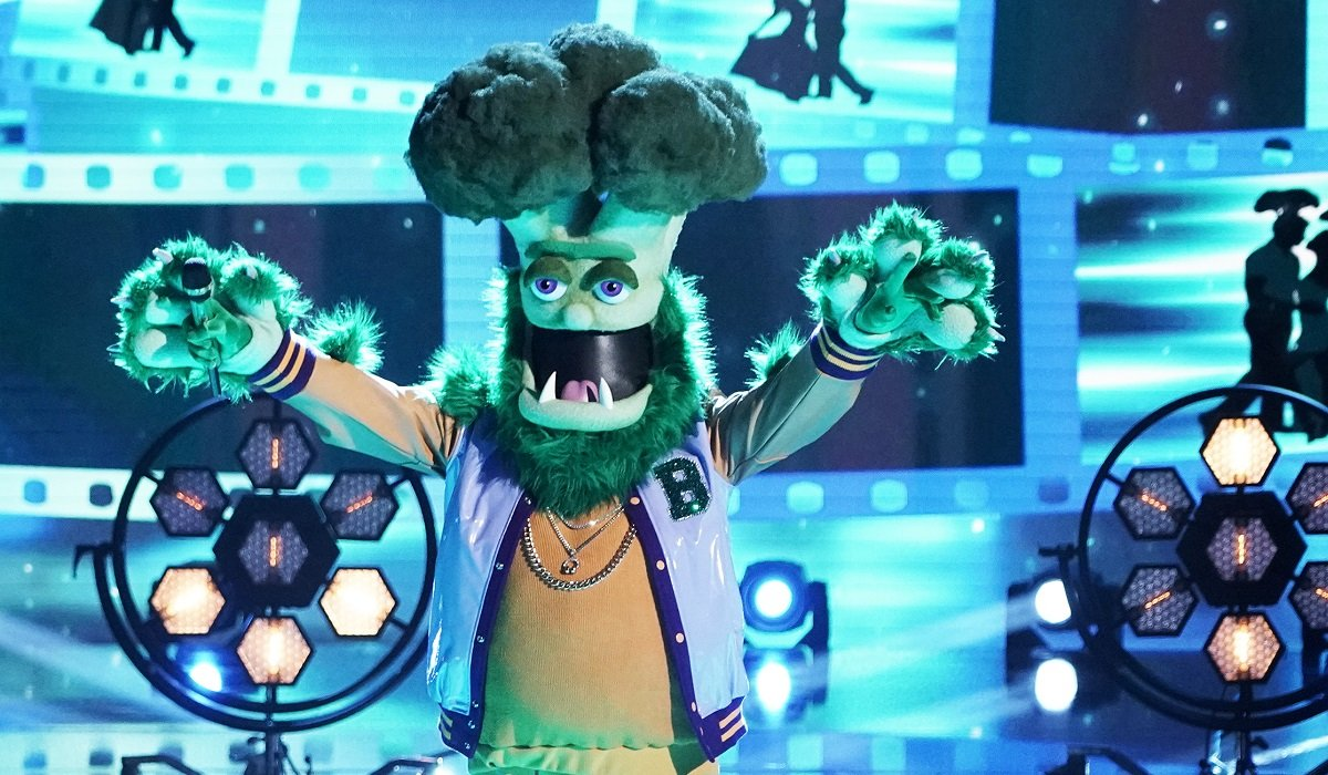 The Masked Singer Broccoli Fox