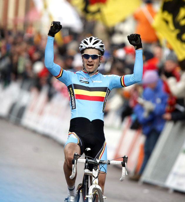 Neils Albert cyclo cross worlds 2009
