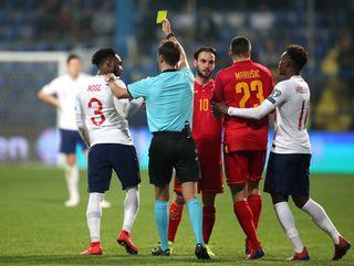 Montenegro v England – UEFA Euro 2020 Qualifying – Group A – Podgorica City Stadium