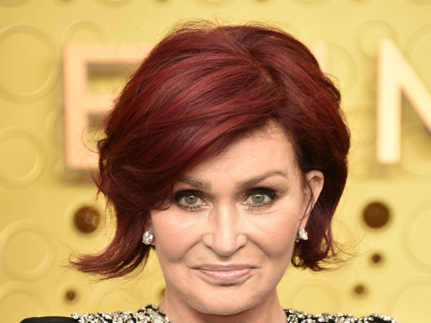 Sharon Osbourne debuts elegant grey hair after 18 years of vibrant red