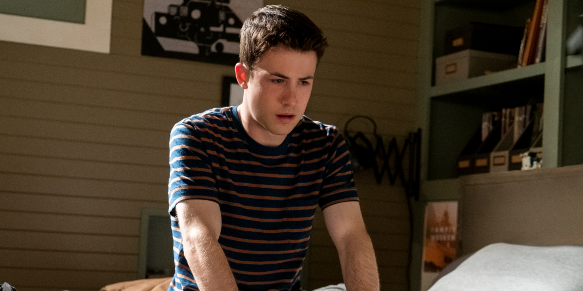 13 Reasons Why Clay Jensen Dylan Minnette Netflix
