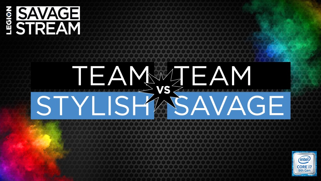 Unleash Your Inner Savage with the Lenovo Legion Savage Stream Challenge September 27-29 in San Diego