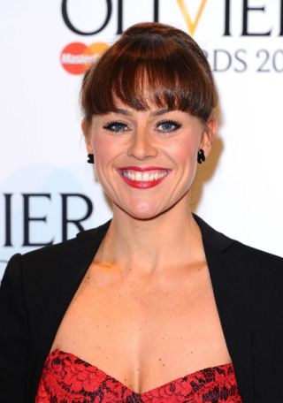 Jill Halfpenny admits being haunted by soap past