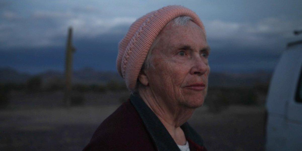 Charlene Swankie in Nomadland