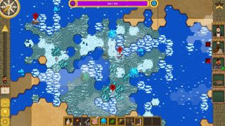 The Curious Expedition update adds Arctic regions and more