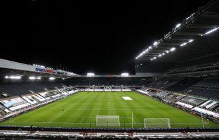 Newcastle United v Crystal Palace – Premier League – St. James's Park