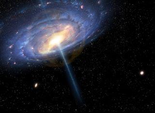 Milky Way Quasar