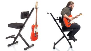 Gator Frameworks deluxe guitar seat