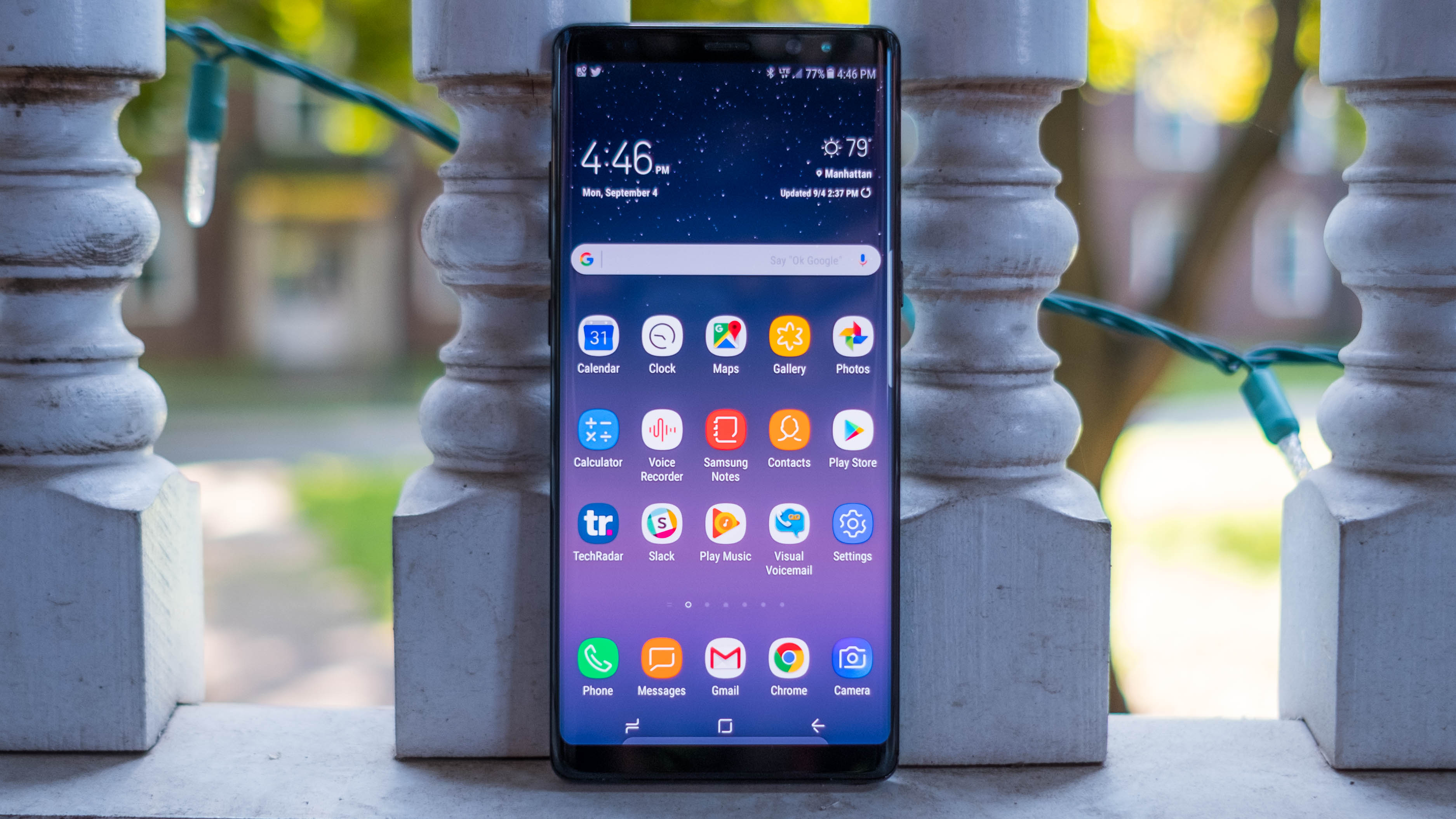 Samsung Galaxy Note 8 review: Page 3 | TechRadar