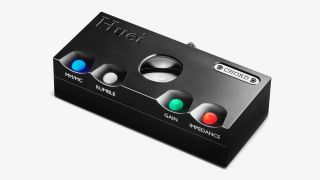 Chord announces Huei phono preamp for turntables