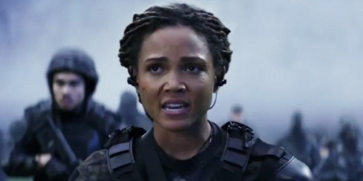 Jasmine Matthews in The Tomorrow War