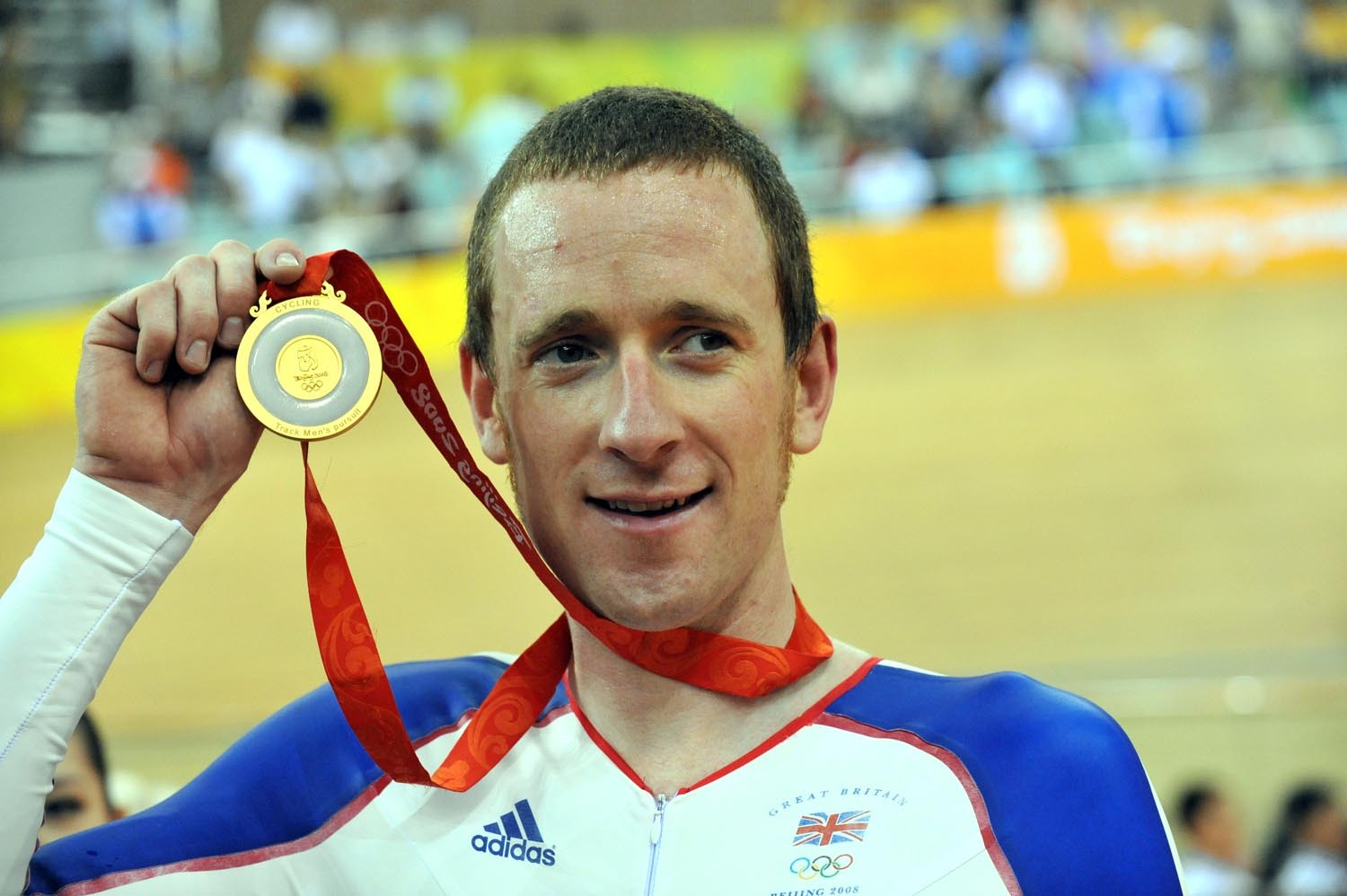 Bradley Wiggins Olympuc pursuit gold