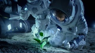 NASA and the Canadian Space Agency have teamed up for the Deep Space Food Challenge, which aims to spur new ideas about how to feed astronauts on long voyages.