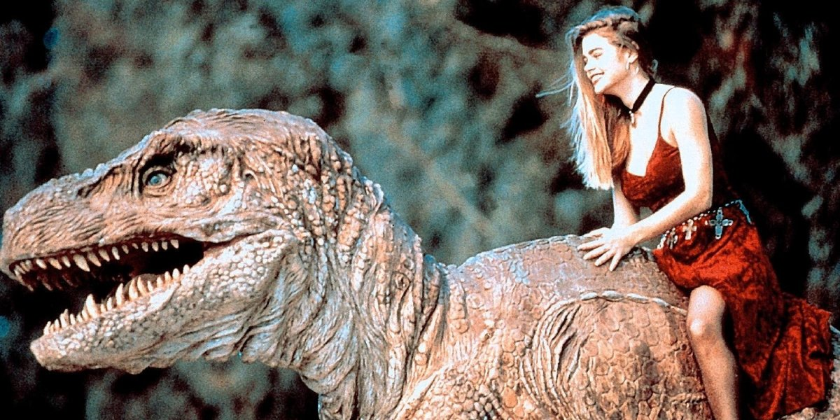 Denis Richards in Tammy and the T-Rex