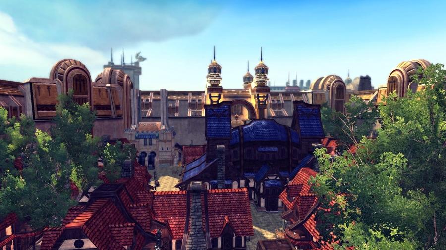 RaiderZ Screenshots Release Ahead Of Open Beta Launch #24360