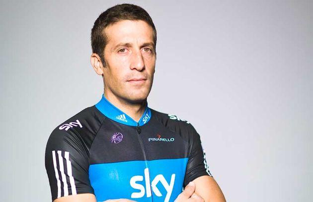 Juan Antonio Flecha Team Sky Spanish professional cyclist 2010