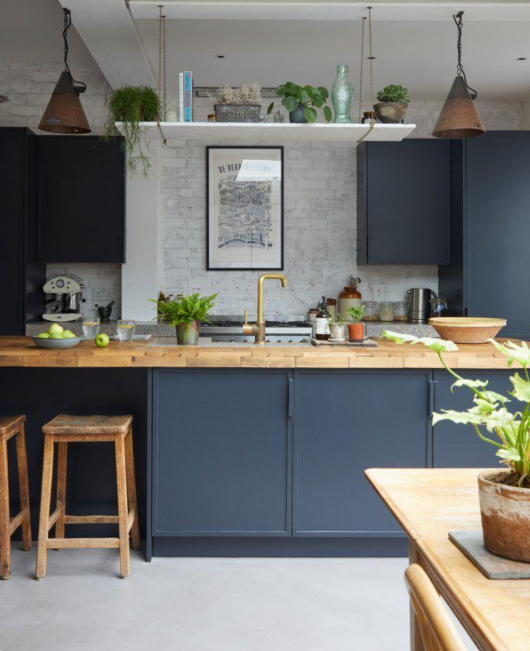 cool ideas for kitchen worktops | Livingetc