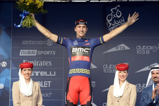 Taylor Phinney, Dubai Tour - Stage One