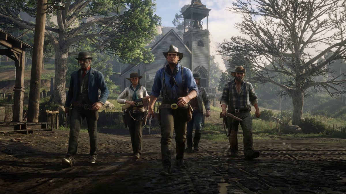 Take-Two is being evasive about Red Dead Redemption 2 on PC
