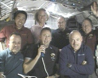 Space Shuttle Discovery to Land Today