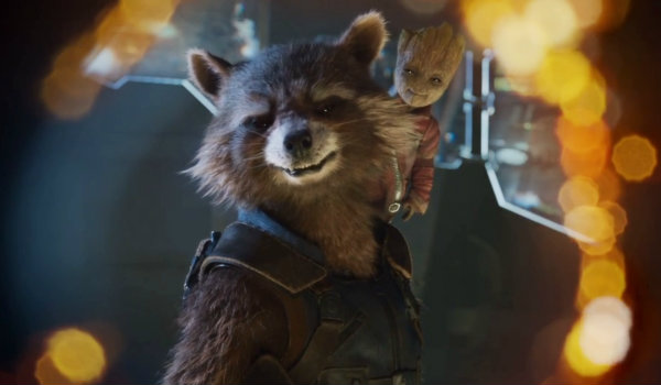 Rocket Baby Groot Guardians of the Galaxy 2