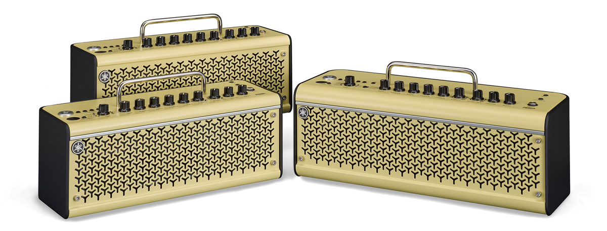 Yamaha unveils feature-packed THR-II desktop amps, with 15 new sounds and wireless capability   Guitarworld