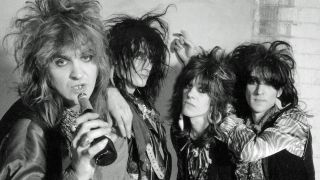 Dogs D'Amour in 1988