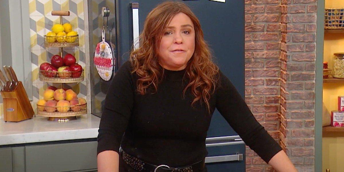 Rachael Ray on Rachael (2019)