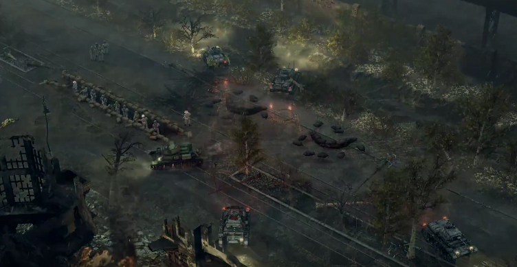 Sudden Strike 4 bringing WW2-inspired real-time strategy