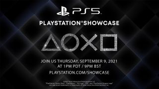Sony PlayStation Showcase details