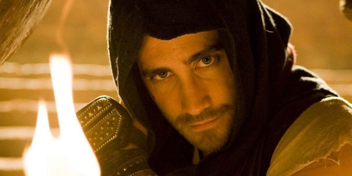 Jake Gyllenhaal is the Prince of Persia
