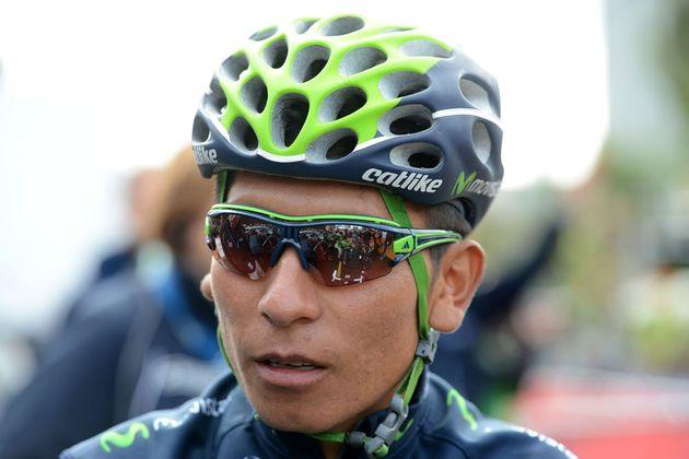 Nairo Quintana, Tour of Britain 2013, stage four