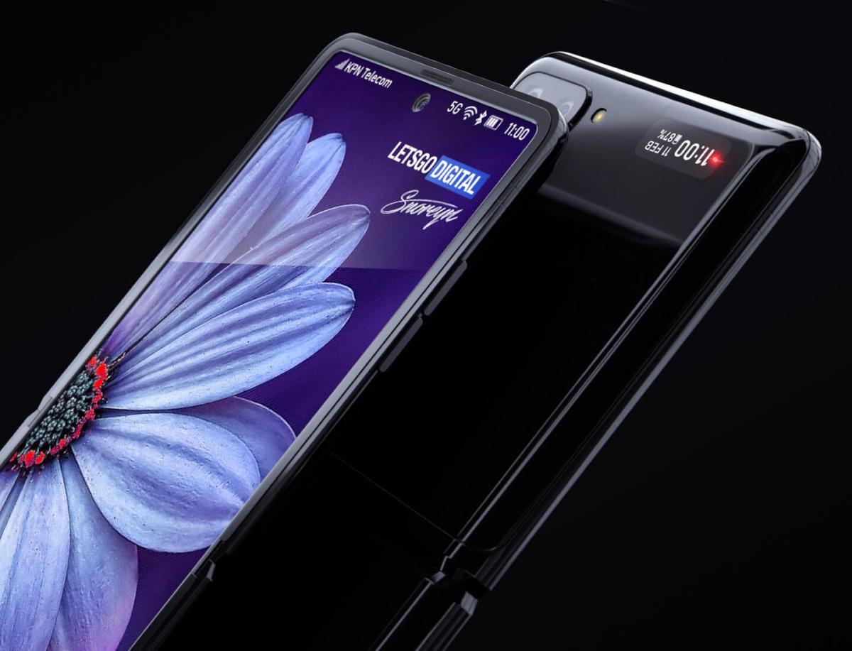 Huge Galaxy Z Flip leak reveals display, cameras and storage - Tom's Guide