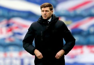 Steven Gerrard File Photo