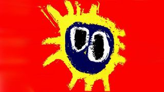 cover art for primal scream's screamadelica