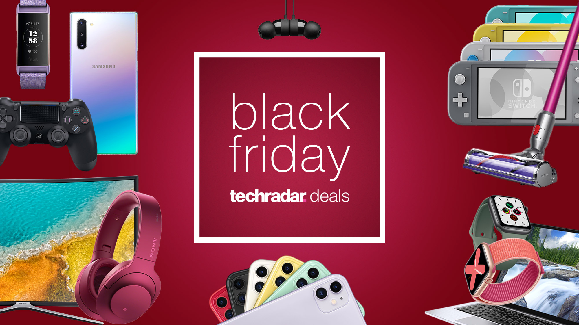 broken sale black screen friday